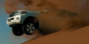 Toyota обнови Land Cruiser 200