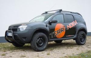 Terranger Automobiles прави оф-роуд звяр от Dacia Duster