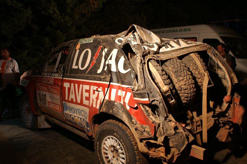 """Отмениха етап 6 на рали """"Дакар"""" 2012, изгониха Николаев от надпреварата"""