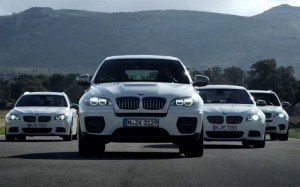 BMW M Performance: 4х4 и дизел (+видео)