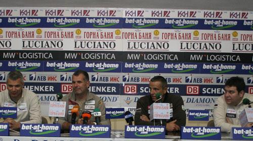 Ценков и Вачков гледат към рали «Дакар» 2013