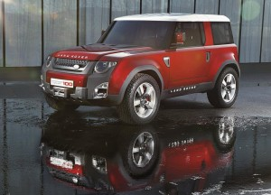 Наследникът на Land Rover Defender ще се прави в Индия