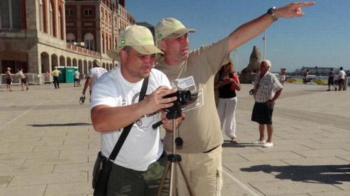 """Ценков и Вачков завършиха етап 5 на рали """"Дакар"""" 2012"""