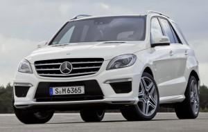Новият Mercedes-Benz ML 63 AMG по-добър от предшественика си