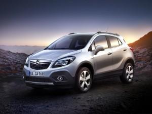 Mokka е новият компактен SUV на Opel