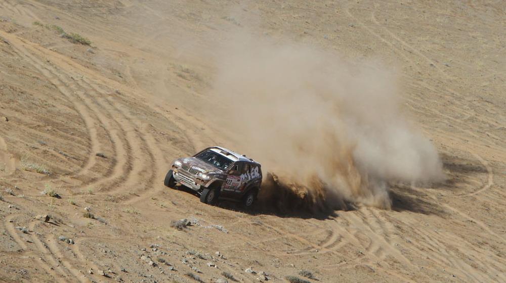 """Рали """"Дакар"""" 2012: избрани снимки от етап 7"""