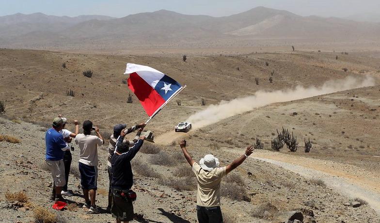 """Ценков завърши етап 7 на рали """"Дакар"""" 2012, Вачков с проблеми по трасето"""