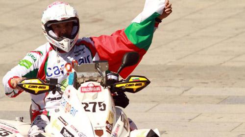 """Младен Вачков успя да завърши етап 4 и продължава в рали """"Дакар""""!!!"""