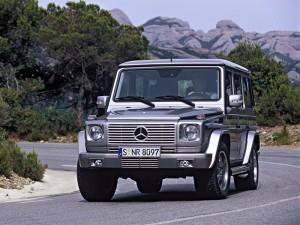 Mercedes G-клас ще се произвежда до 2020 година