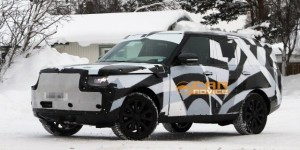 Spyshot: Подробности за следващия Range Rover