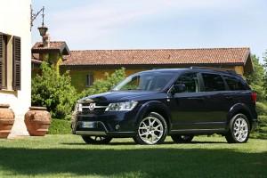 Fiat Freemont AWD в действие (видео)