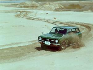 40 години AWD задвижване от Subaru (+видео)