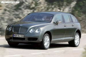 Ще видим Bentley SUV в Женева?