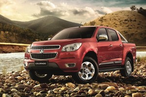 Holden Colorado е готов да атакува Австралия