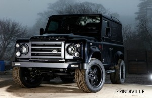 Land Rover Defender Limited Edition от Prindiville Design