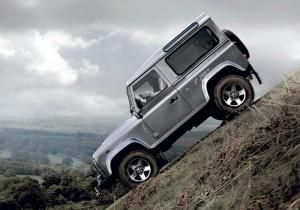 Land Rover Defender ще участва в следващия филм за Джеймс Бонд Skyfall