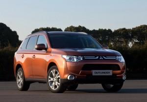 Това е новият Mitsubishi Outlander!