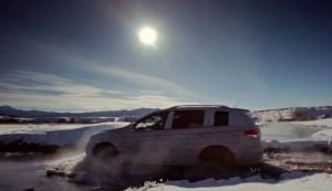Nissan показа зимни тестове на новия Pathfinder (видео)