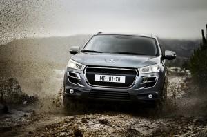 Peugeot 4008 скоро ще е на пазара (галерия+видео)