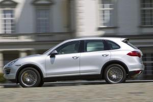Нов дизелов двигател за Porsche Cayenne