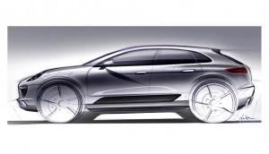 Porsche Macan вместо Cajun: новият спортен SUV от Щутгарт