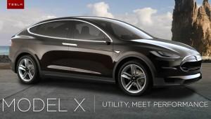 Ето го електрическият всъдеход Tesla Model X Crossover