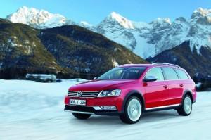 Volkswagen Passat Alltrack е готов за поръчки