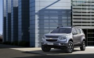 Ето го новият сериен Chevrolet Trailblazer (галерия)