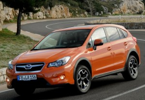Subaru XV получи 5 звезди за безопасност от Euro NCAP