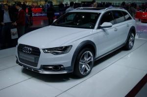 Европейска премиера за Audi A6 allroad quattro (галерия+видео)