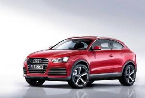 Задава се Audi Q2?