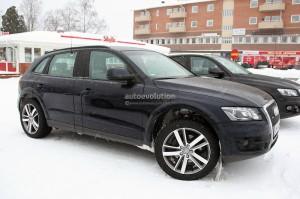 Spyshots: хванаха прототипа на Audi Q6 по време на тестове (галерия)