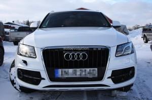 Spyshots: хванаха фейслифта на Audi Q5 отблизо (галерия)