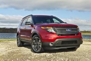 Ford Explorer Sport на пазара в САЩ от есента (галерия)
