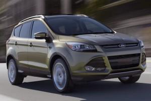 Ще видим новия Ford Kuga на салона в Женева