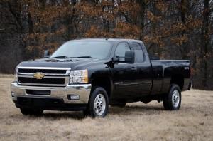 Пълноразмерните пикапи на General Motors ще работят на метан