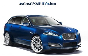 Така ли ще изглежда Jaguar SUV?