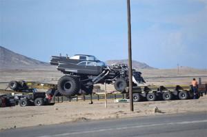 """Gigahorse: луда машина за продължението на """"Лудия Макс"""" (галерия)"""