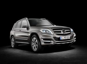 Това е новият Mercedes-Benz GLK 2012 (галерия)