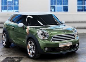 MINI Countryman Coupe (Paceman) ще е на пазара през 2013 година