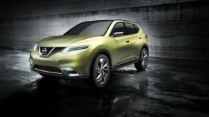 Nissan Hi-Cross ни загатва за бъдещия X-Trail (галерия+видео)