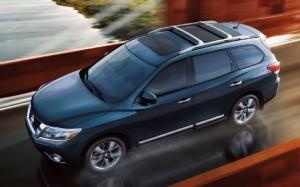 Повече за интериора на новия Nissan Pathfinder (видео)