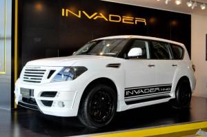 Nissan Patrol Invader N40 с дебют в Женева