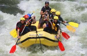 Откриват рафтинг сезона по река Струма на 31 март