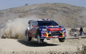"""Себастиан Льоб победи в рали """"Мексико"""", трети кръг от WRC"""