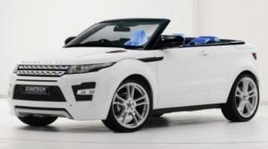 Още един RR кабриolet: Startech Range Rover Evoque Cabrio