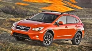 Subaru XV Crosstrek ще дебютира в Ню Йорк