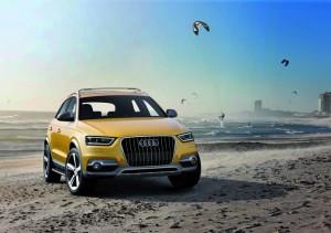 След RS Q3 идва и Audi Q3 Jinlong Yufeng (галерия)