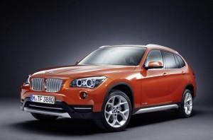 Това е фейслифтът на BMW X1