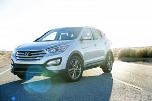 Новият Hyundai Santa Fe дебютира официално в Ню Йорк (галерия)